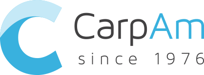 Carpam since 1976 Retina Logo